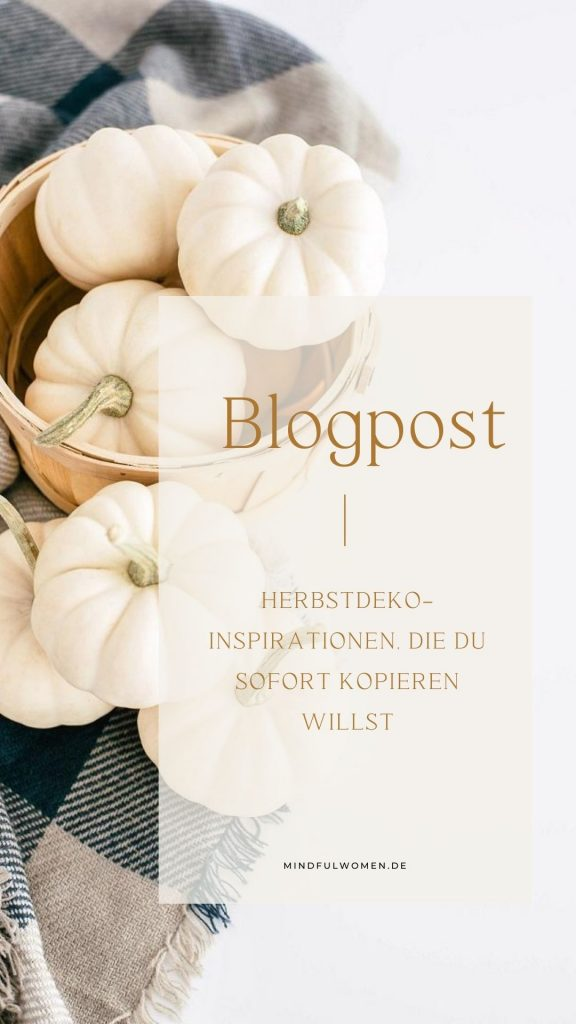 Herbst-Inspiration