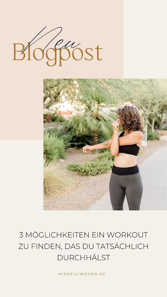 Workout Möglichkeiten